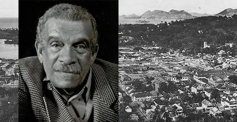 Hon. Derek Walcott, Nobel Laureate