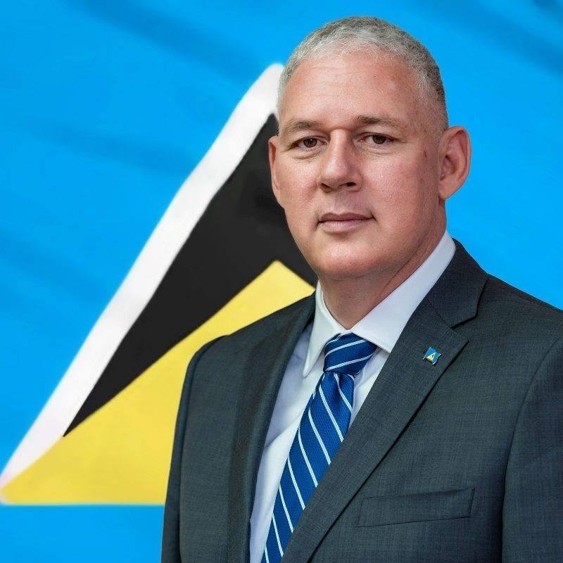 Hon. Allen M. Chastanet, Prime Minister of Saint Lucia