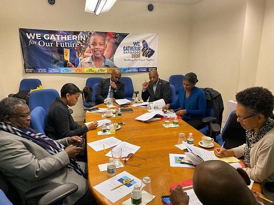 CARICOM CROPS MEETING