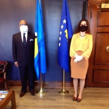 Washington D.C & Repbulic  of Kosovo