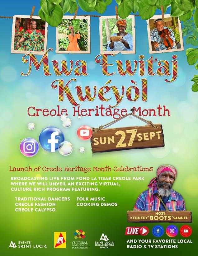 Kweyol Heritage Month